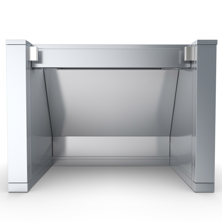 """44"""" ADA Compliant Combo Sink Base Cabinet-Component ..."""