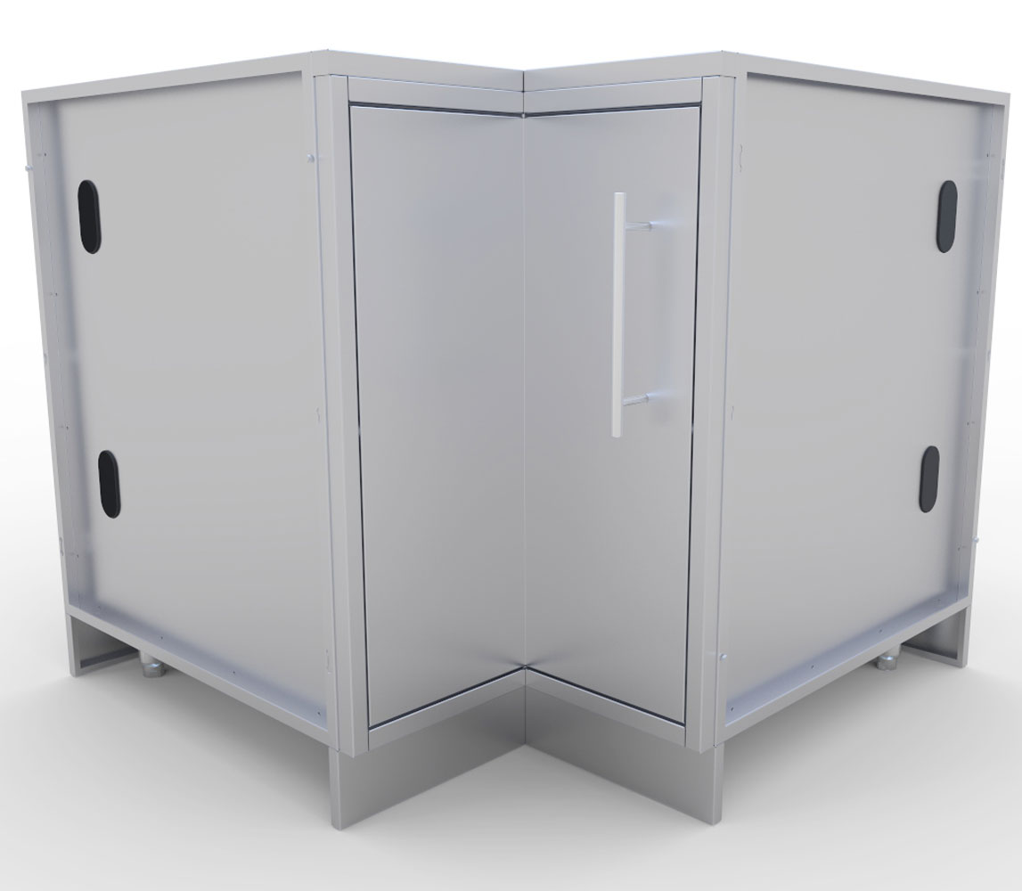 Stainless steel Cabinets-Storage Cabinets: sunstonemetalproducts.com