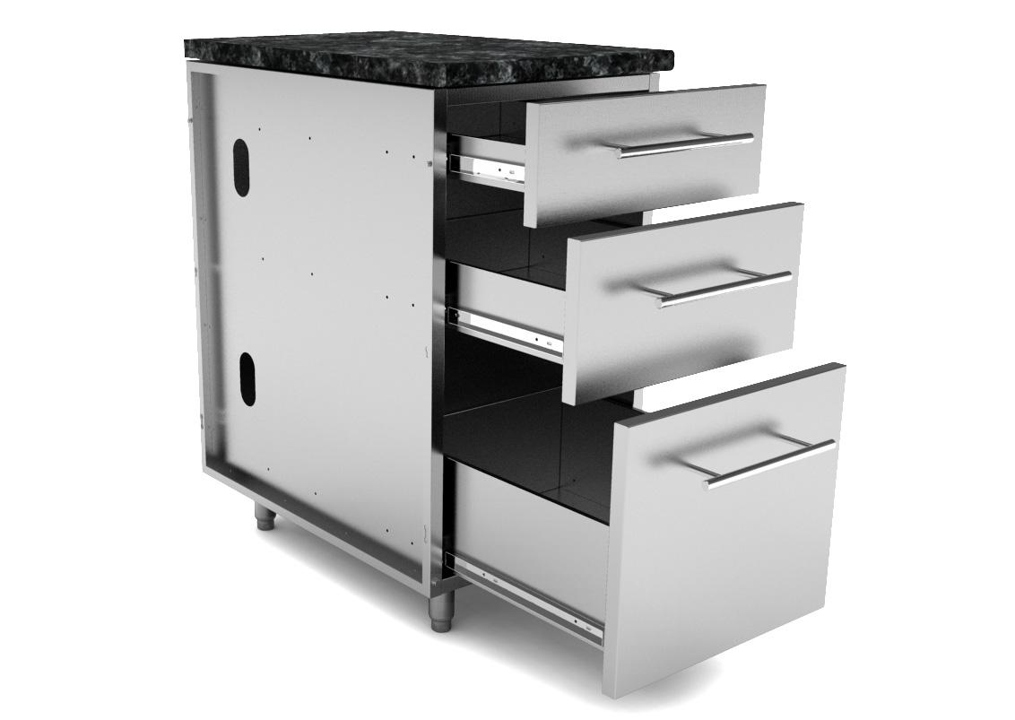 Stainless Steel Cabinets Storage Cabinets