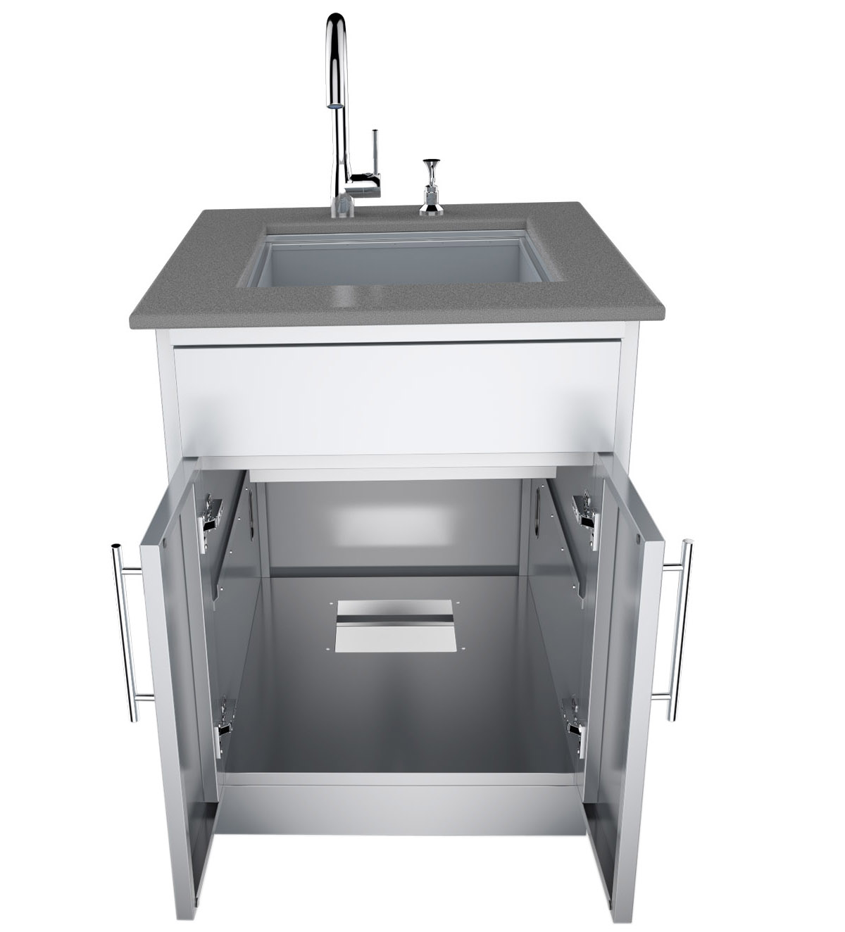 Stainless steel Cabinets-DOOR Cabinets: sunstonemetalproducts.com
