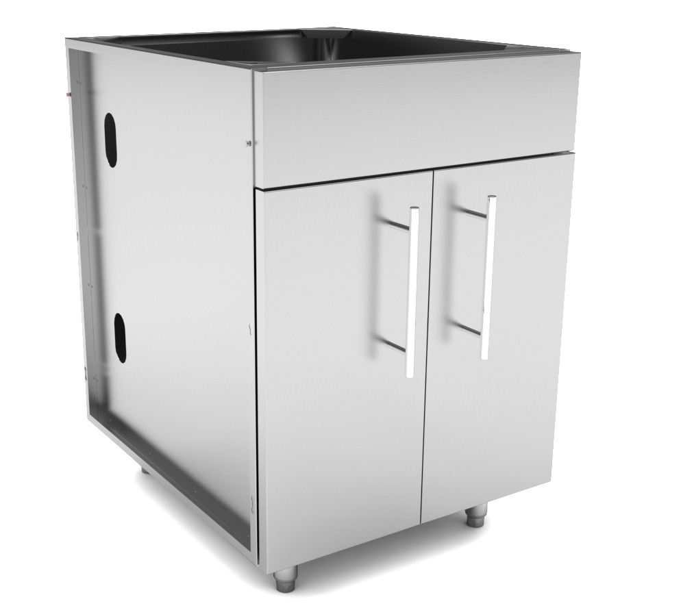 Stainless Steel Cabinets Base
