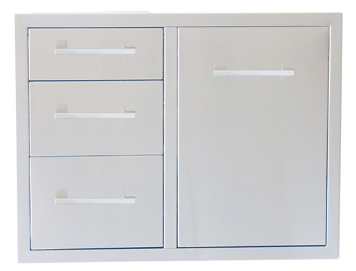 access drawer combo
